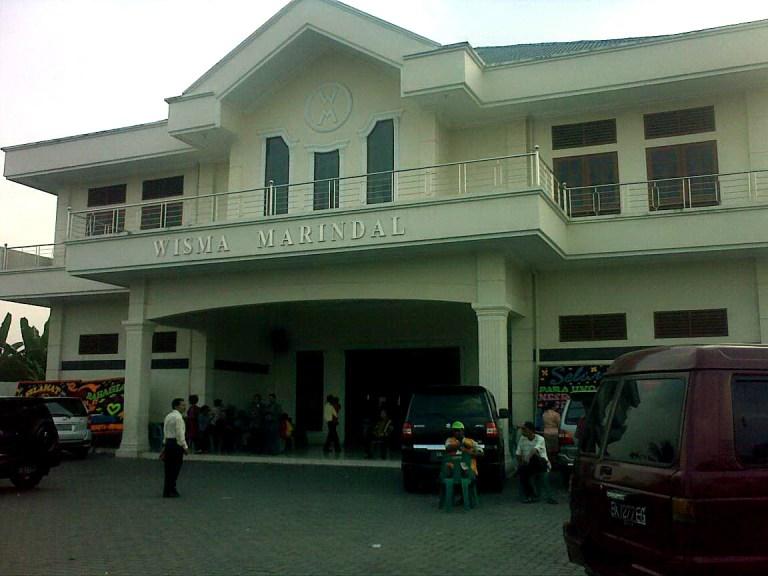Entrance Marindal
