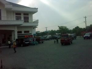 Parkir Wisma Marindal