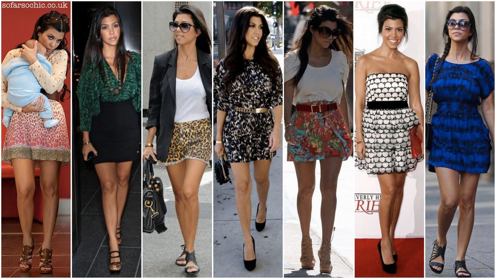 My Fashion Muse Kourtney Kardashian Tukang Celoteh